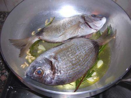 pulire i pesci