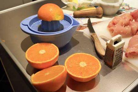spremete le arance