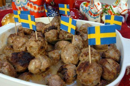 polpette svedesi in salsa