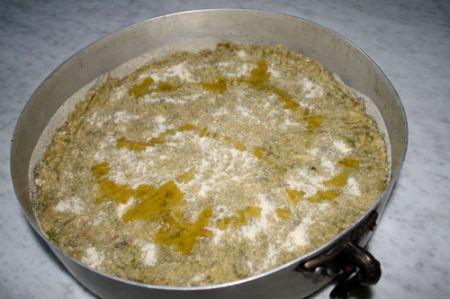 polpettone di fagiolini vanto della cucina ligure