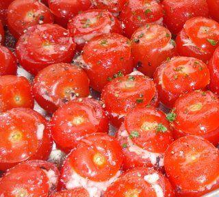 Pomodori ripieniditacchino