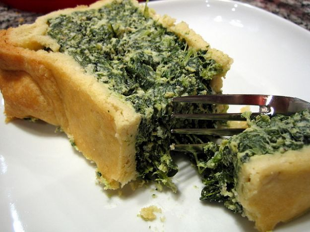ricetta Erbazzone dolce