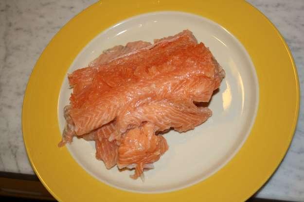 ricetta cannelloni salmone carciofi gamberi 01