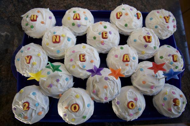 ricetta cupcake buon anno