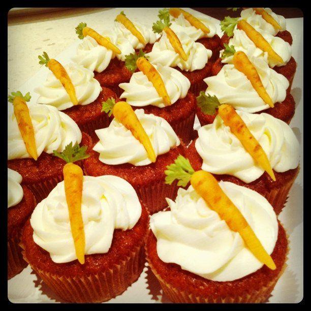 ricetta cupcakes alle carote