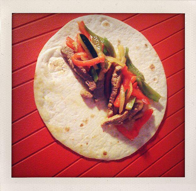 ricetta fajitas cucina messicana