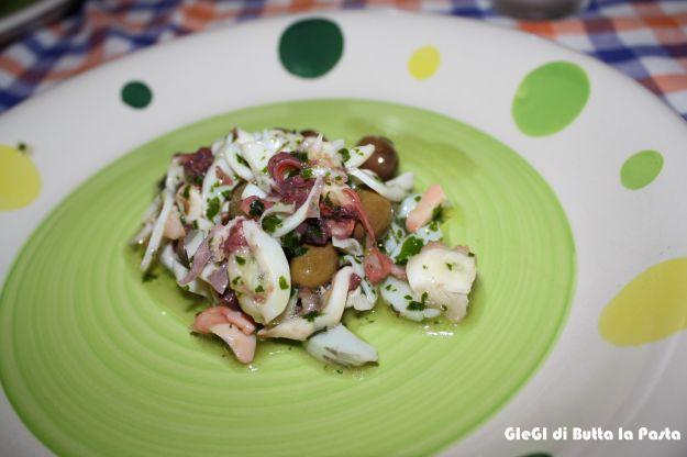 Insalata di mare ricetta bimby