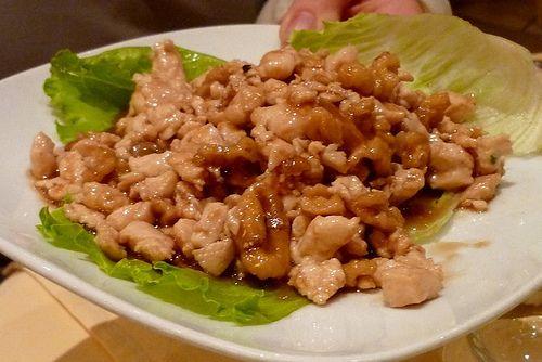 ricetta pollo e gamberi