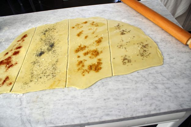 ricetta salatini croccanti 00