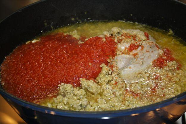 ricetta sugo carne funghi 00