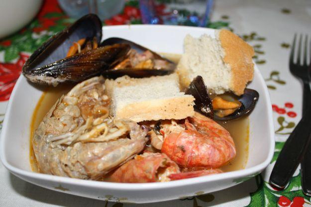 ricetta zuppa di pesce 01