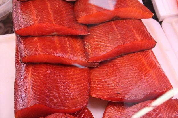 ricette avanzi col salmone polpettone