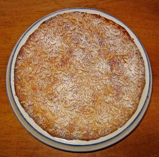 ricette bimby torta ai pinoli