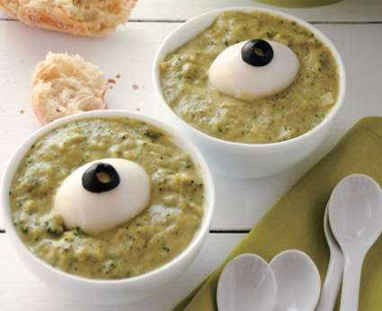 ricette halloween zuppa orco