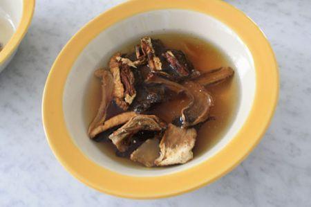risotto con i funghi porcini