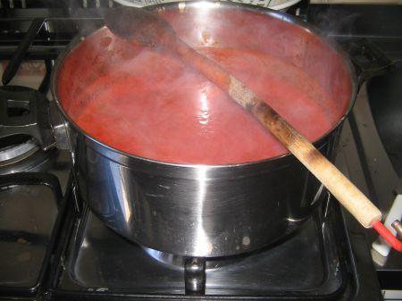 salsa bollita
