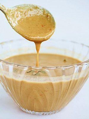 salsa delle api ricetta piemontese