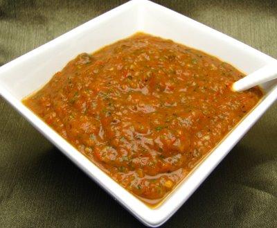 salsa pomodori arrostiti