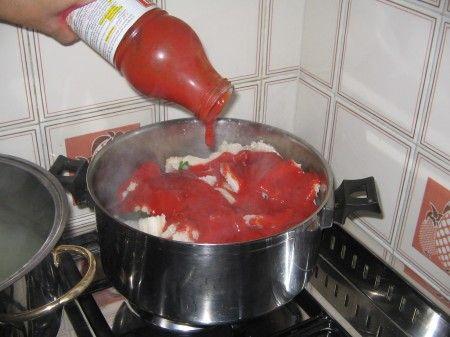 salsa trippa