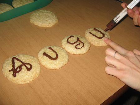 scrivi pasticcini