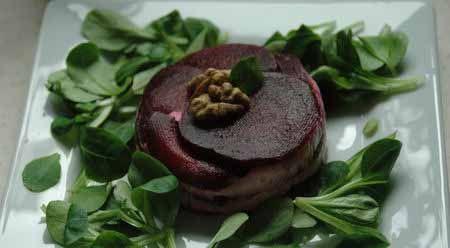 sformatini vegetariani Warhol