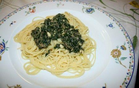 spaghetti acciughe 1