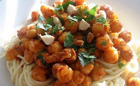 spaghetti alla marocchina
