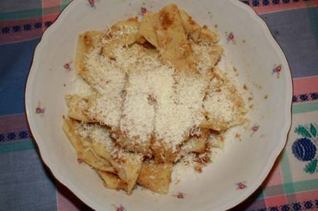 spaghetti di quaresima
