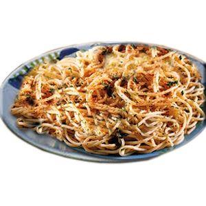 spaghetti alle spezie