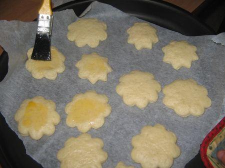 uovo su biscotti