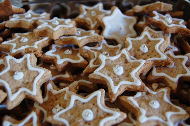 stelle natale ricetta biscotti