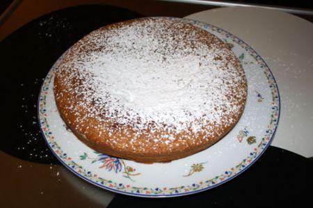 torta alla sultana