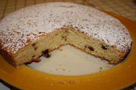 torta con ricotta