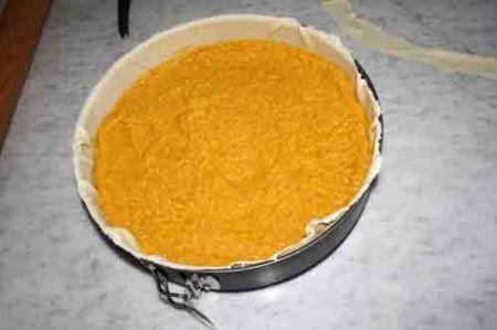 torta dolce di zucca