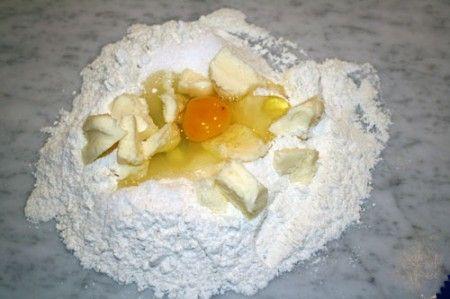 tagliolini uovo pasta fresca