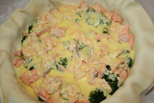 torta salata salmone broccoli 01