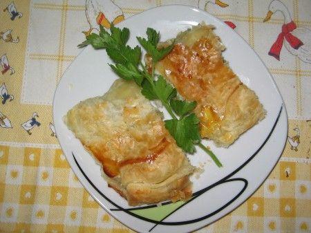 torta asparagi gamberi