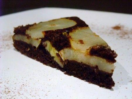 torte pere cioccolato