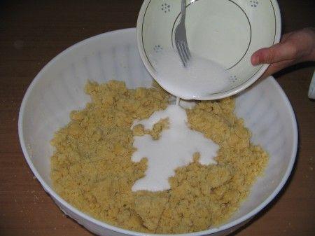 zucchero olio farina uova lievito latte