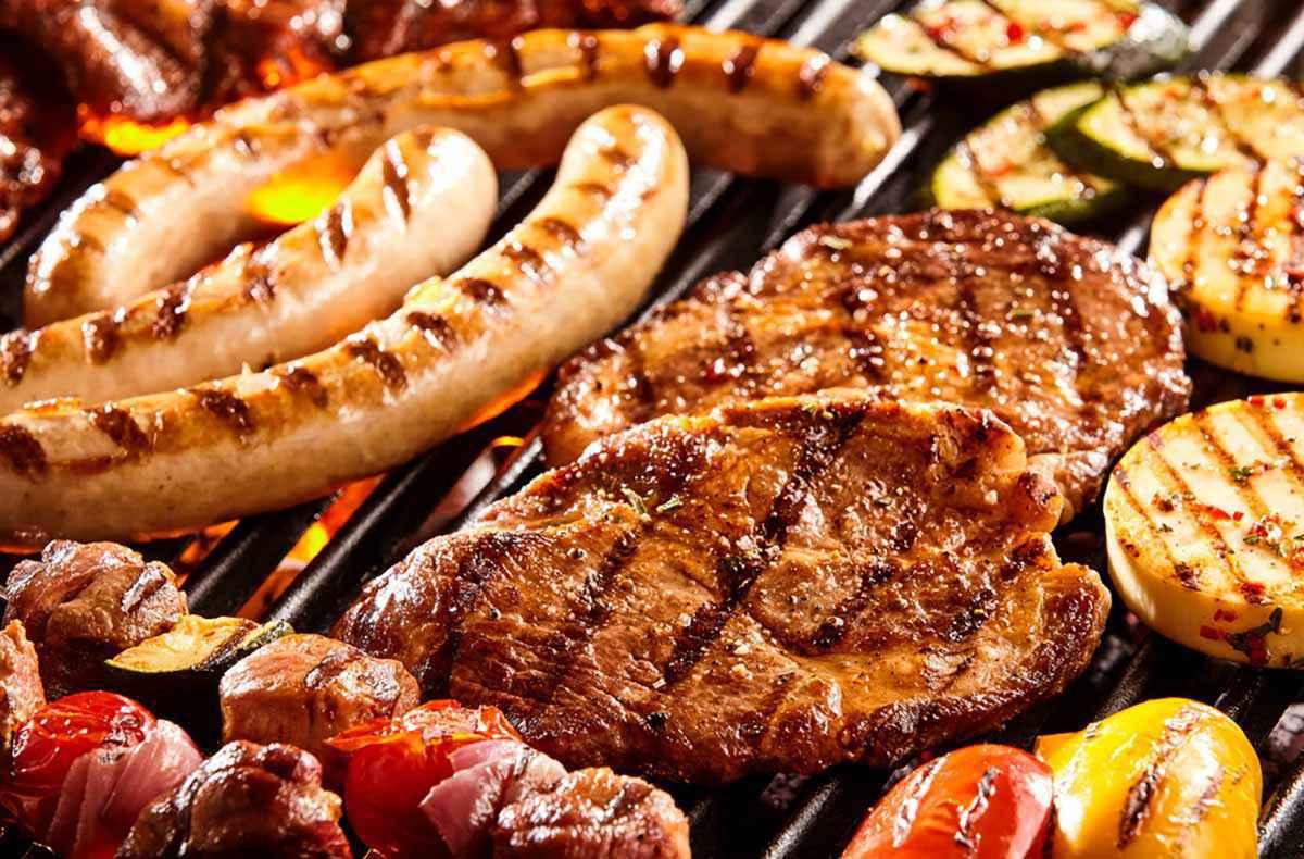 Carne alla brace o alla griglia