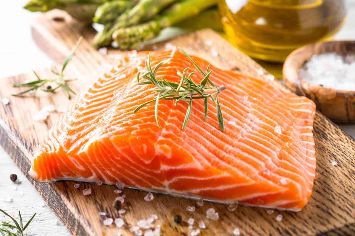 Salmone: gusto e benessere per tutta la famiglia