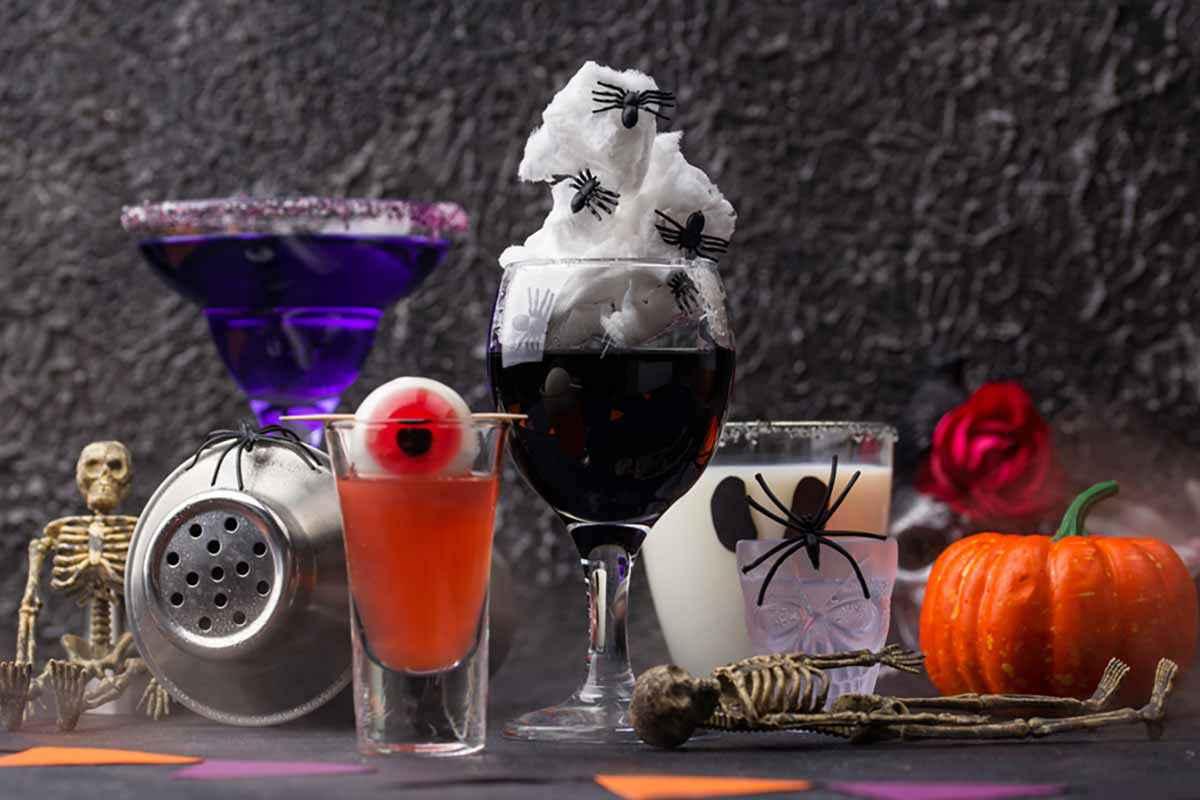 Cocktail di Halloween: le ricette più… spaventose!