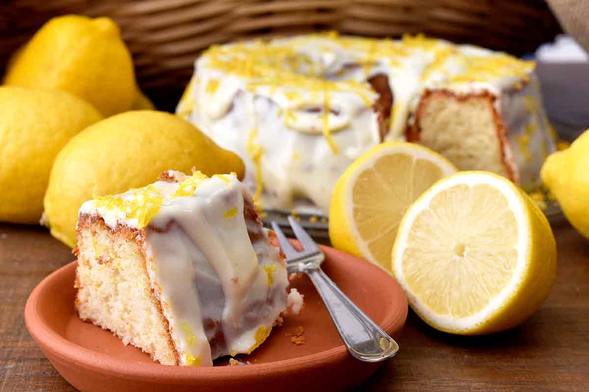 Torta zenzerina