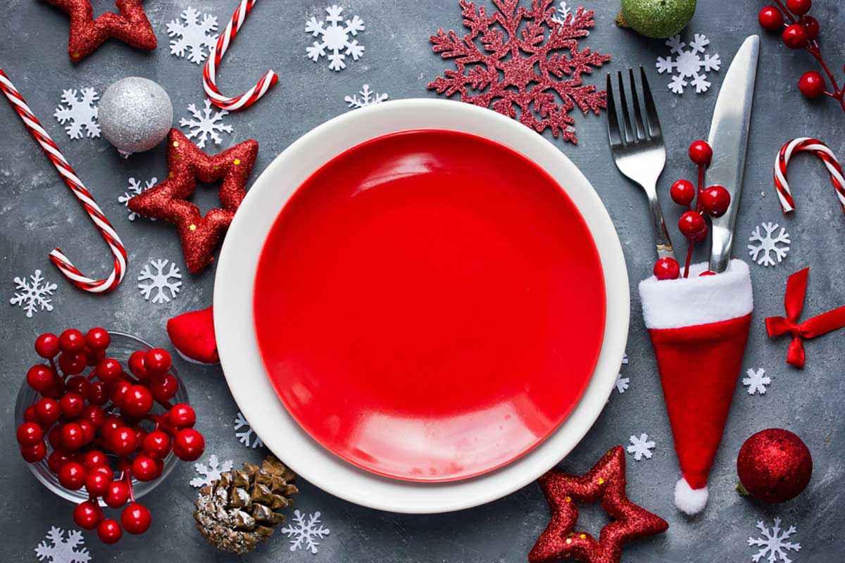 Le decorazioni di Natale dell'ultimo minuto