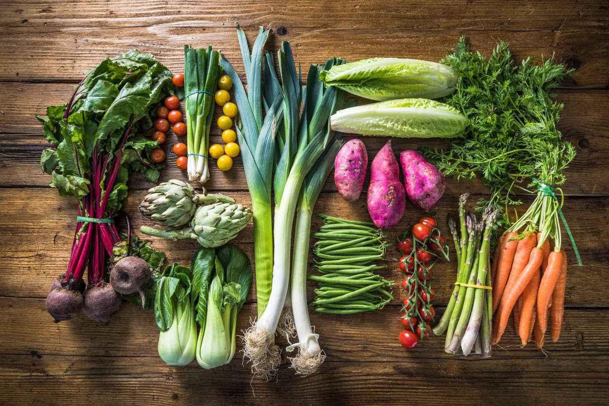frutta e verdure di stagione a marzo