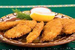 pollo fritto cinese