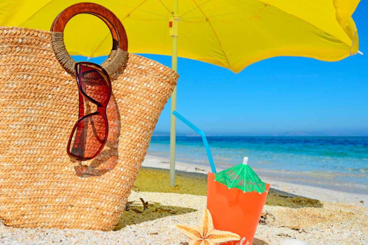 snack da spiaggia