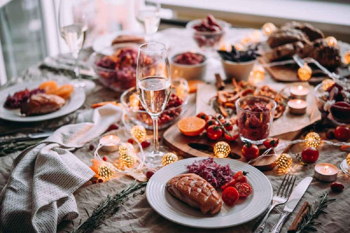 cenone di fine anno ricette per menu di capodanno
