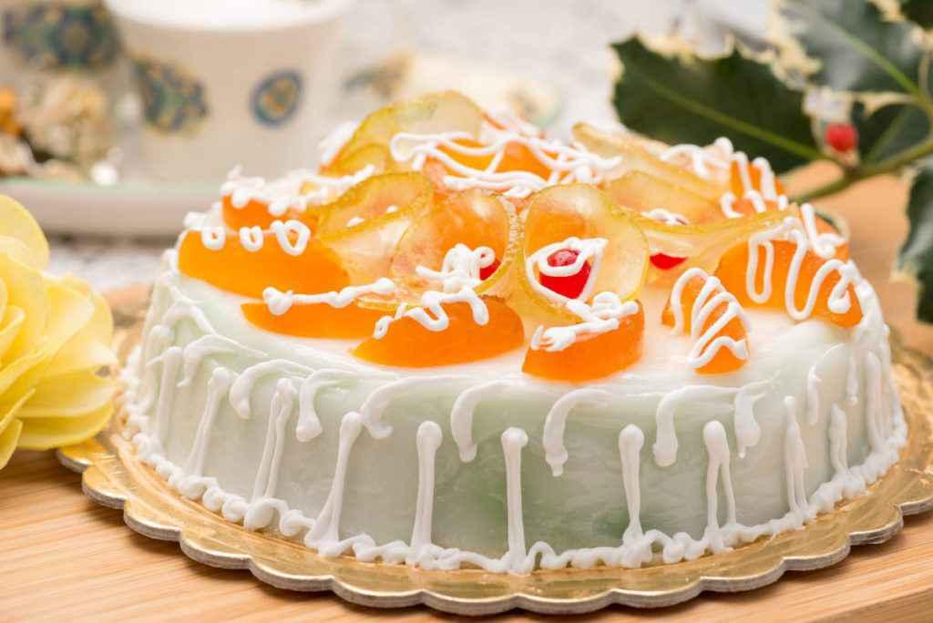 torta cassata siciliana