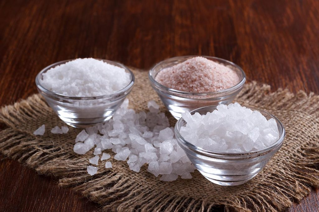 Cucinare senza sale